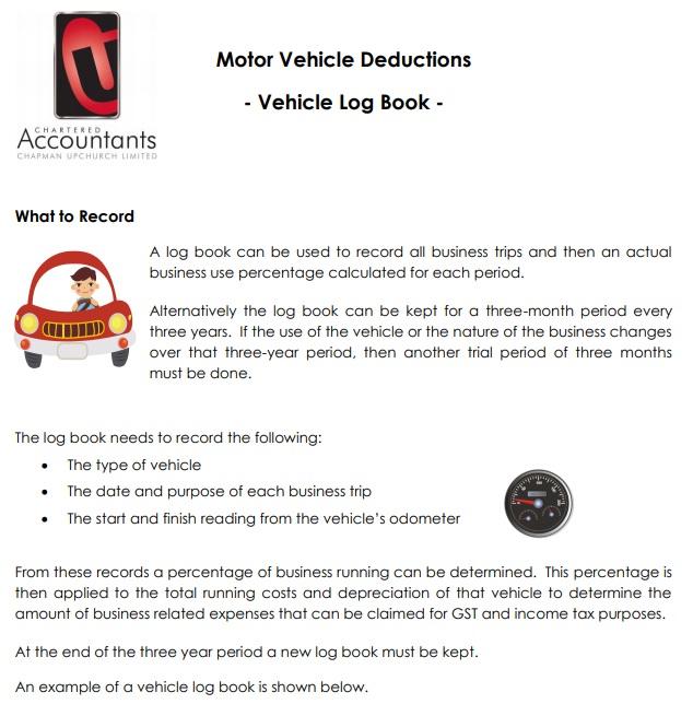Printable Vehicle LogBook Template (Word, Excel, PDF)