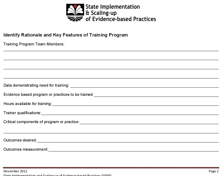 new hire training schedule template