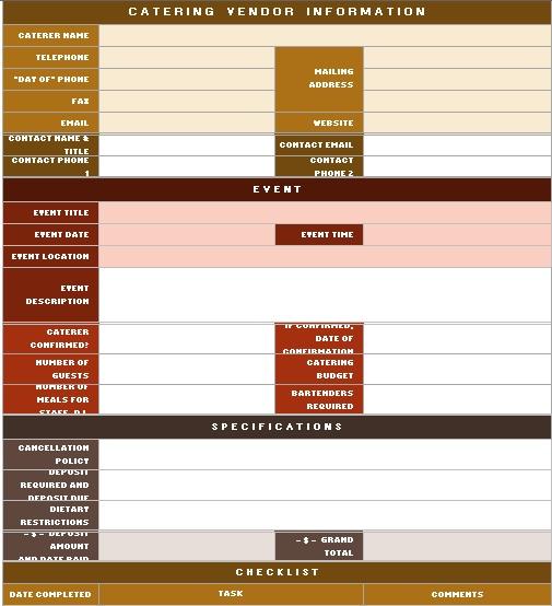 social media calendar template excel