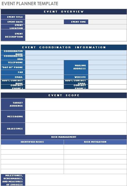 free social media calendar template 2020 excel