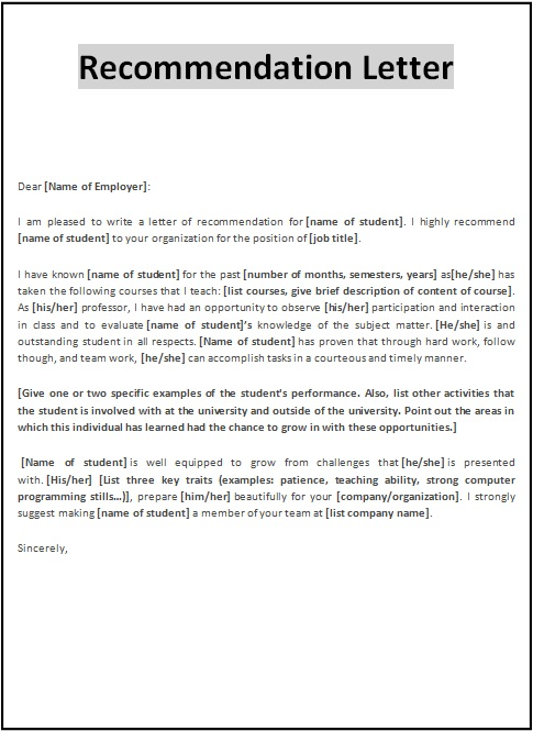 referral letter example