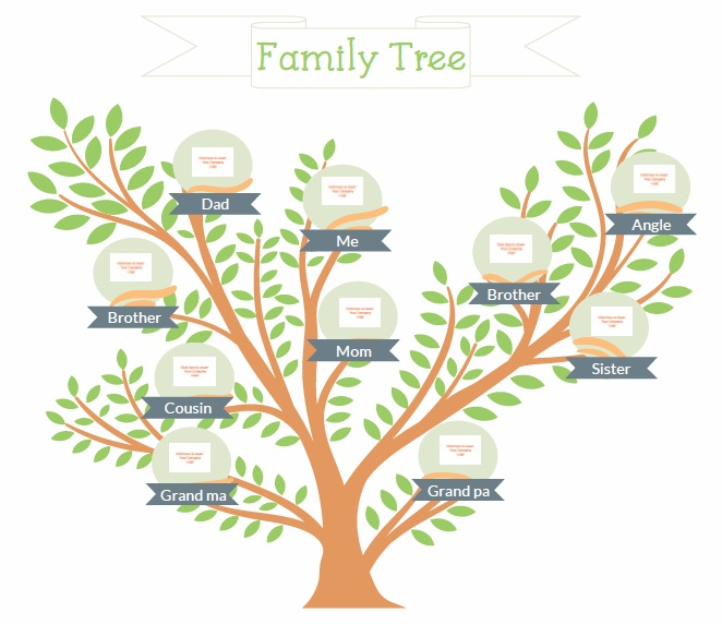 Family Tree Template 9