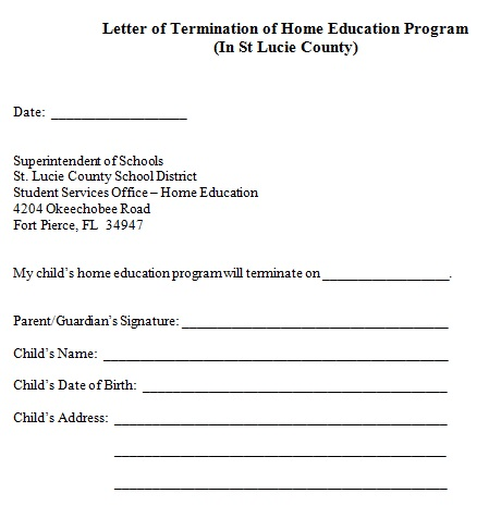 27+ Free Employee Termination Letter Templates [Word]
