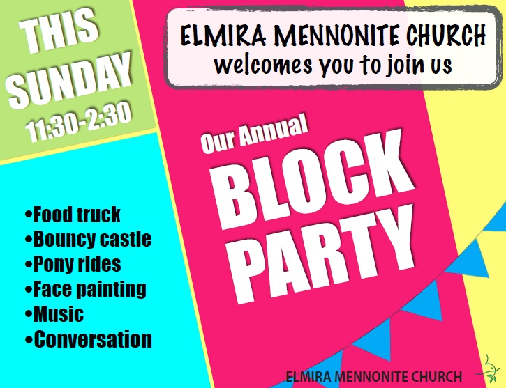 block party flyer template 21