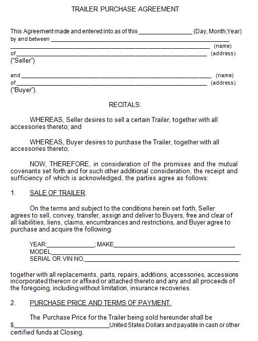bill of sale template 16