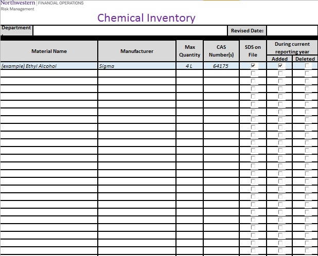 plant inventory spreadsheet template 2